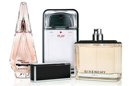 Givenchy- parfumuri pline de eleganta