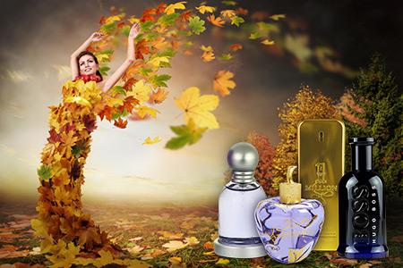 Cele mai bune parfumuri de toamna