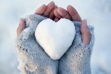 Îngrijirea mâinilor iarna