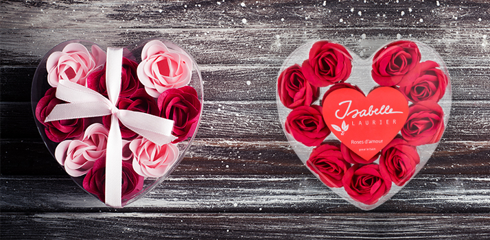 trandafiri de baie solubili