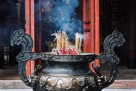 Parfumuri de interior - Cum miroseau casele preistorice?