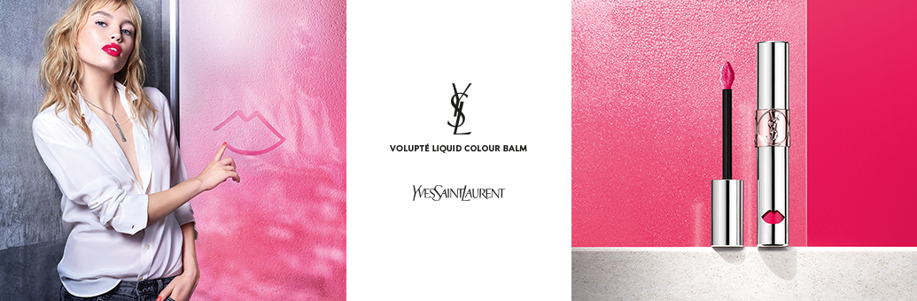 YSL Volupte Liquid Colour Balm