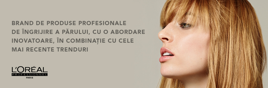 loreal professionnel BRAND - women haircare