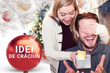 IDEI DE CRĂCIUN: Cadouri pentru iubit, pentru soț și pentru toți bărbații pe care-i iubim