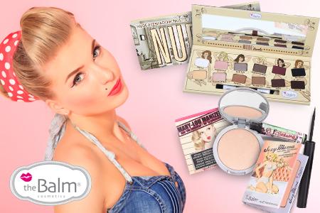 theBalm - brand american de cosmetice pentru machiaj