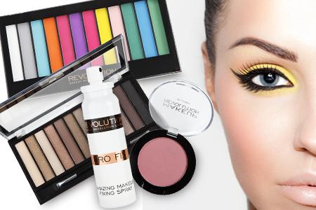 RECENZIE: Makeup Revolution - o noutate revolutionara din Londra