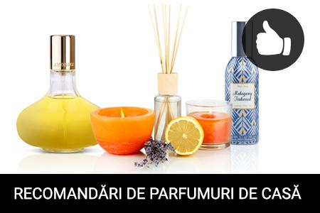 Experții recomandă cele mai elegante parfumuri de interior