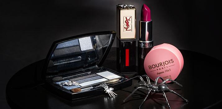 Produse pentru make-up, Machiaj pentru Halloween, Cele mai frumoase produse
