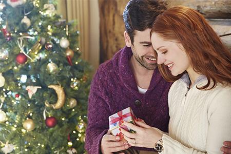 Pentru prima oară sub pomul de Crăciun