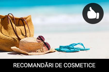 4 Produse de beauty, de nelipsit în geanta de plajă