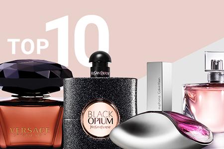 Cele mai bune parfumuri pentru femei: Top 10 parfumuri pentru femei