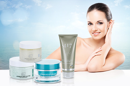 RECENZIE: Minus 417 - cosmetice miraculoase cu minerale din Marea Moarta