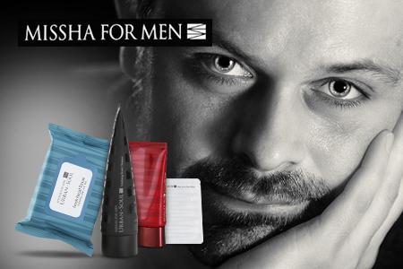 RECENZIE: Care sunt produsele cosmetice coreene Missha pentru barbati?