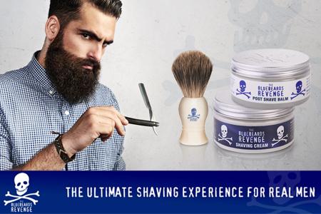 RECENZIE: The Bluebeards Revenge - O călătorie către bărbieritul tradițional - produse personal testate de colegul meu