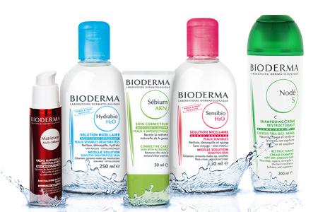 Dermatocosmeticele Bioderma