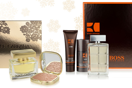 Parfumuri  – Seturi cadou – parstreaza parfumul Craciunului!