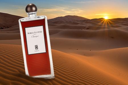 RECENZIE: Parfum de nisa Chergui de Serge Lutens