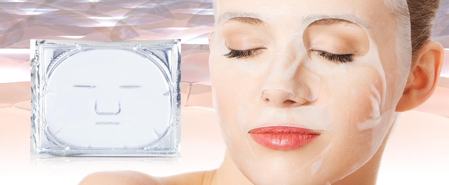 masca regeneratoare si hidratanta cu un continut ridicat de colagen