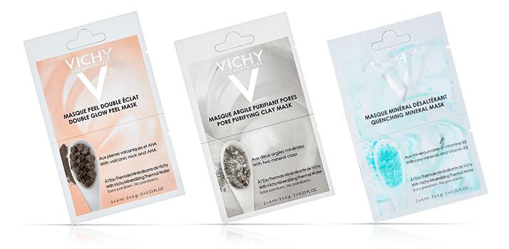 Măștile Vichy Mineral