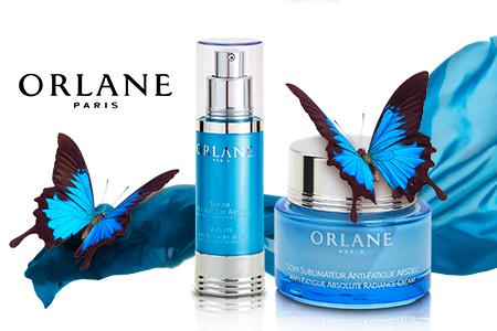 RECENZIE: Cosmetice de lux Orlane - un impuls pentru tenul obosit