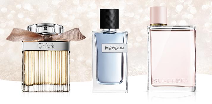 Cele mai frumoase cadouri de Crăciun, Parfumuri de Crăciun, Cadouri