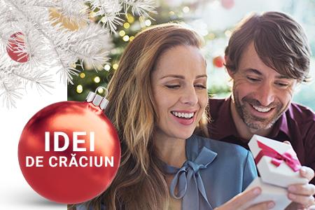 IDEI DE CRĂCIUN: Cadouri pentru iubită sau pentru soție. S.O.S. sfaturi (nu numai) pentru bărbați!