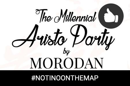 În curând...The Millenial Aristo Party