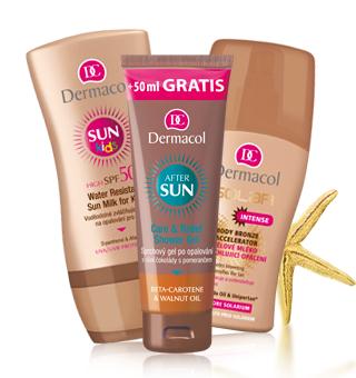 Dermacol Cosmetică solară