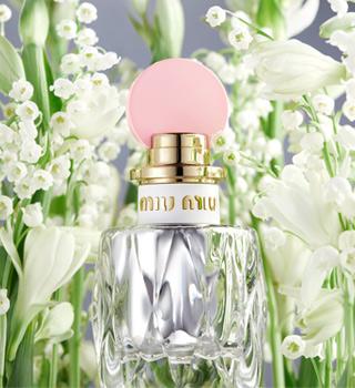 Miu Miu Fleur d'Argent
