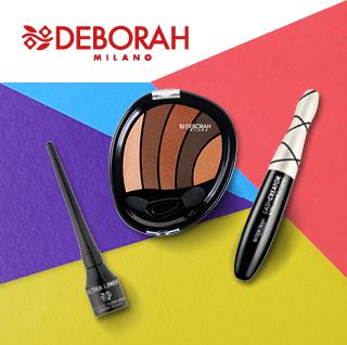Deborah Milano, machiaj pentru ochi