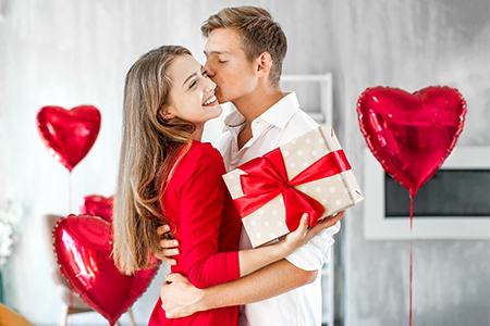 Cadouri din inimă pentru Valentine's Day